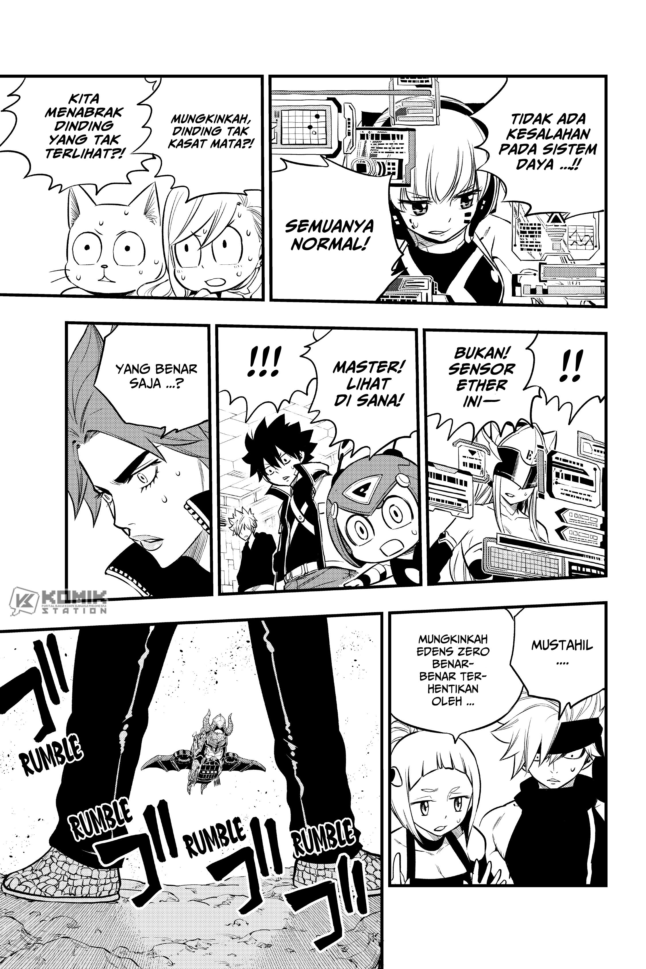 Eden's Zero Chapter 141