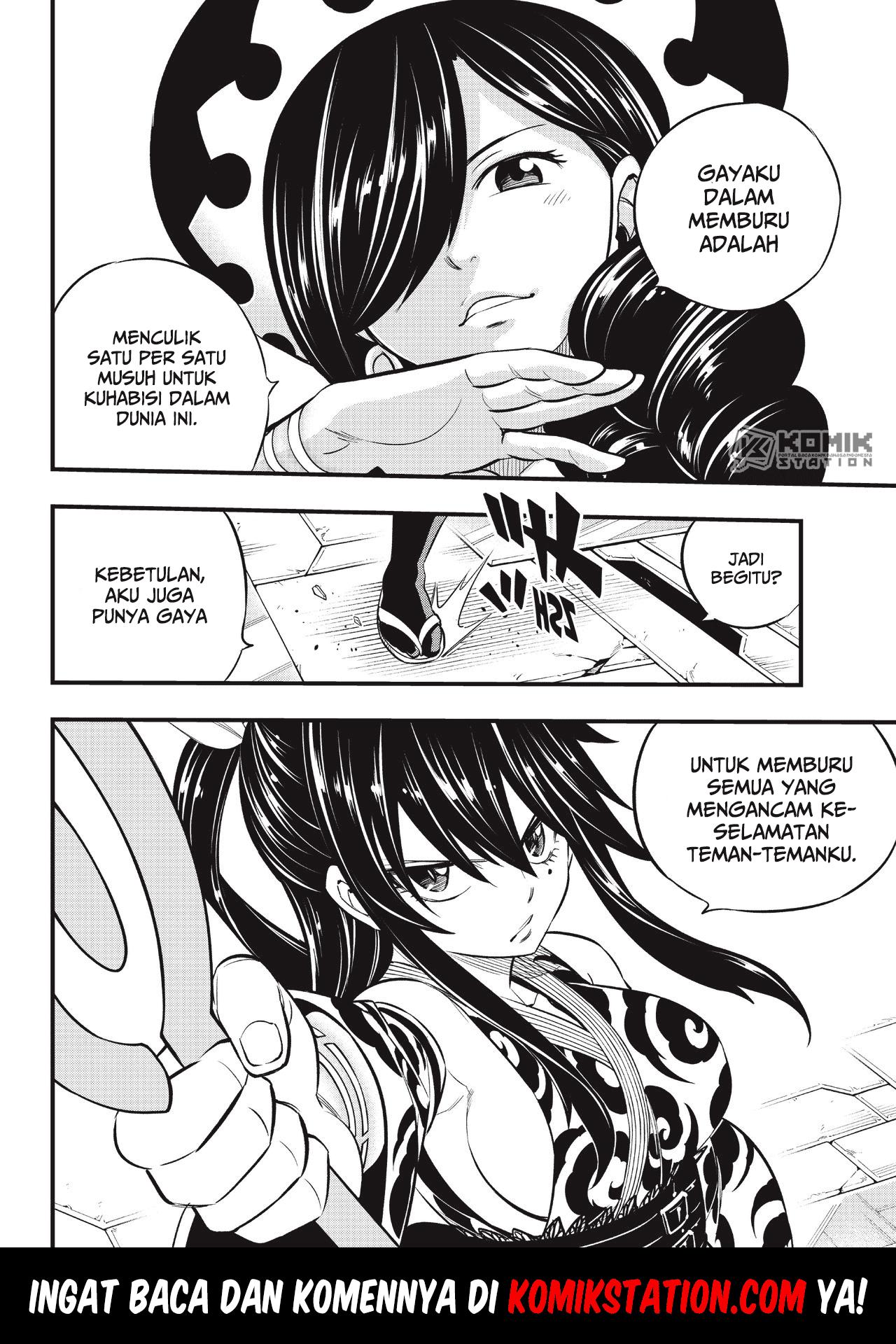 Eden's Zero Chapter 144