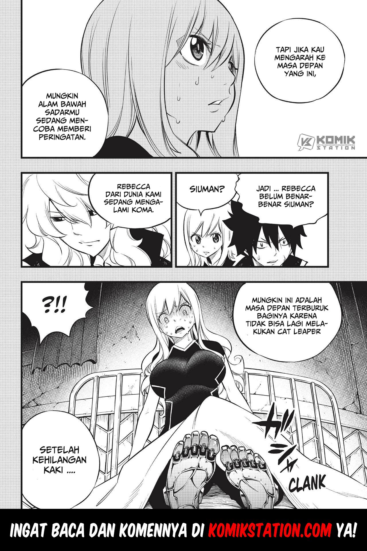 Eden's Zero Chapter 149