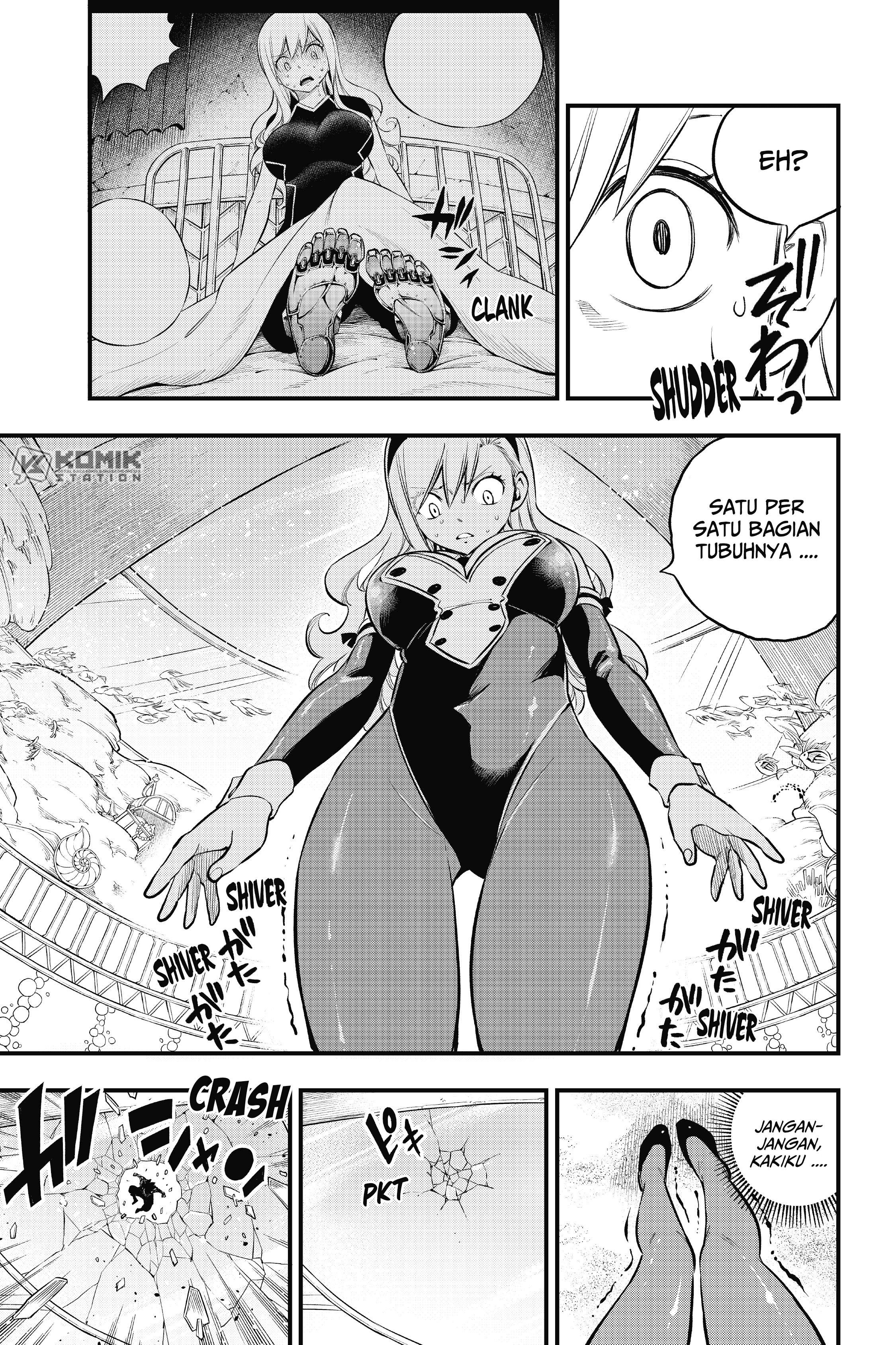 Eden's Zero Chapter 151