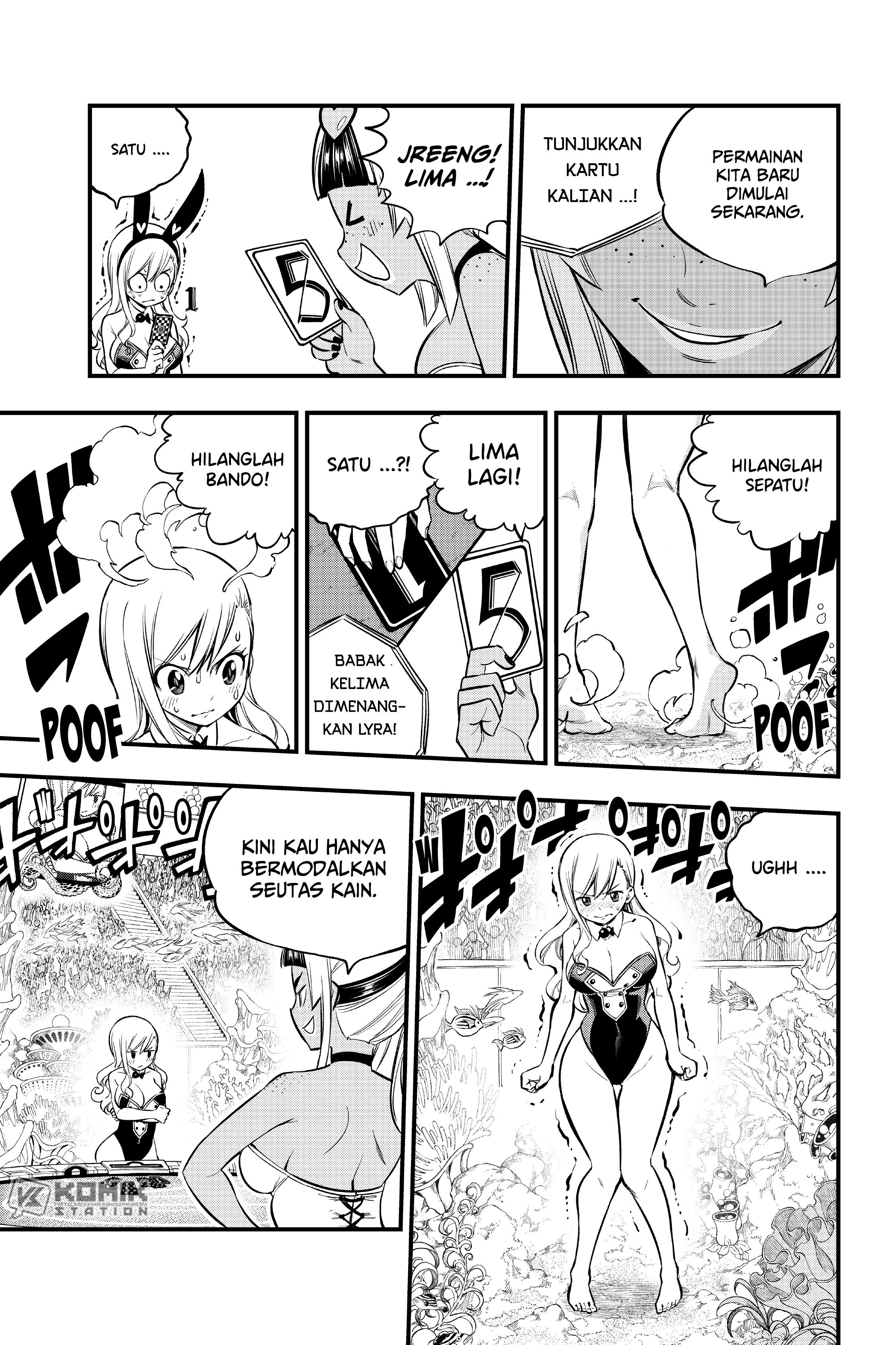 Eden's Zero Chapter 152