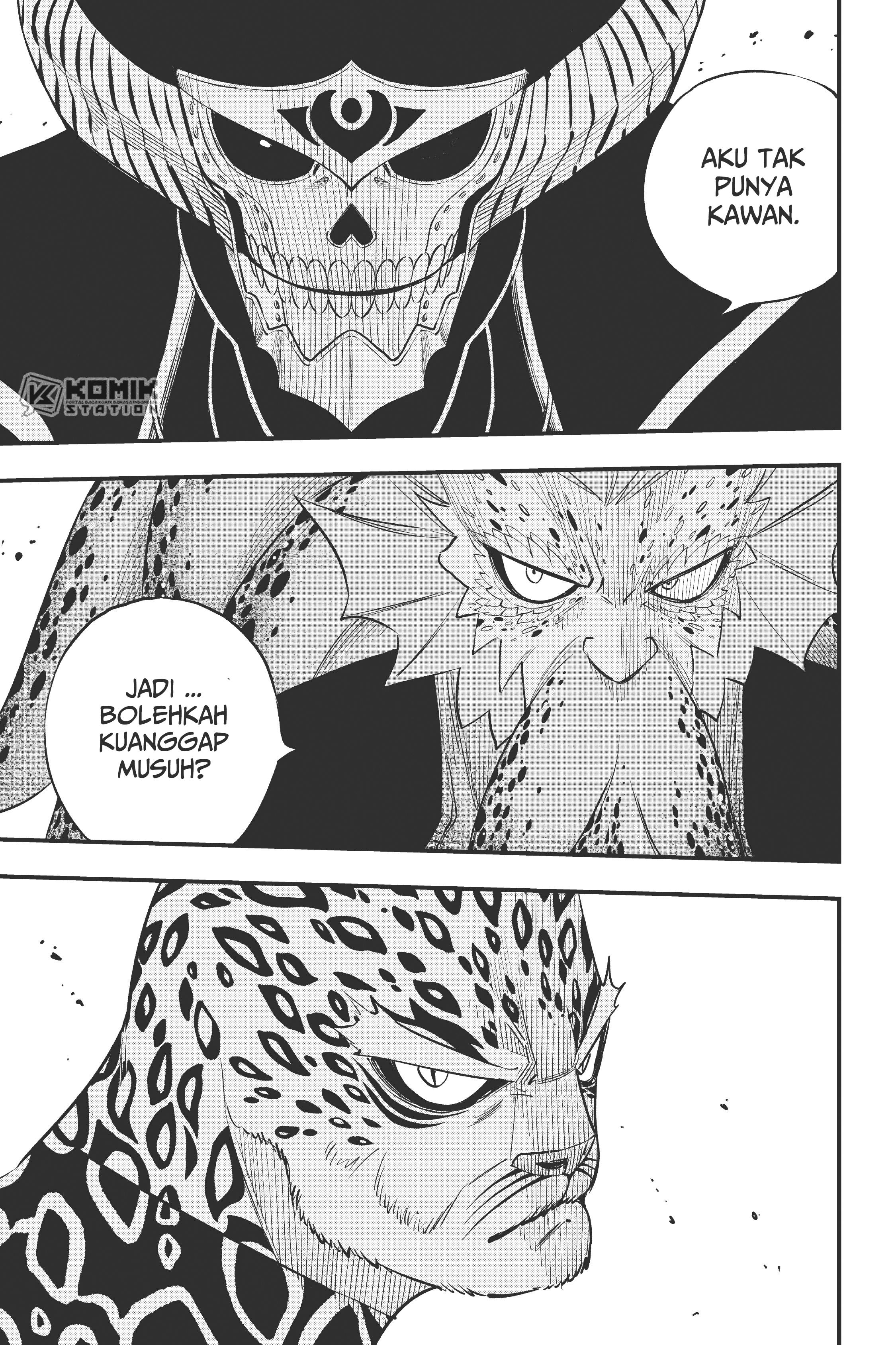 Eden's Zero Chapter 156