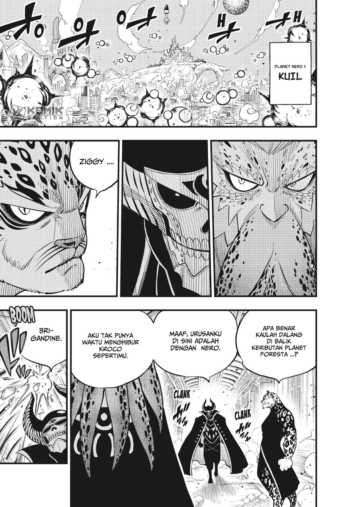 Eden's Zero Chapter 161