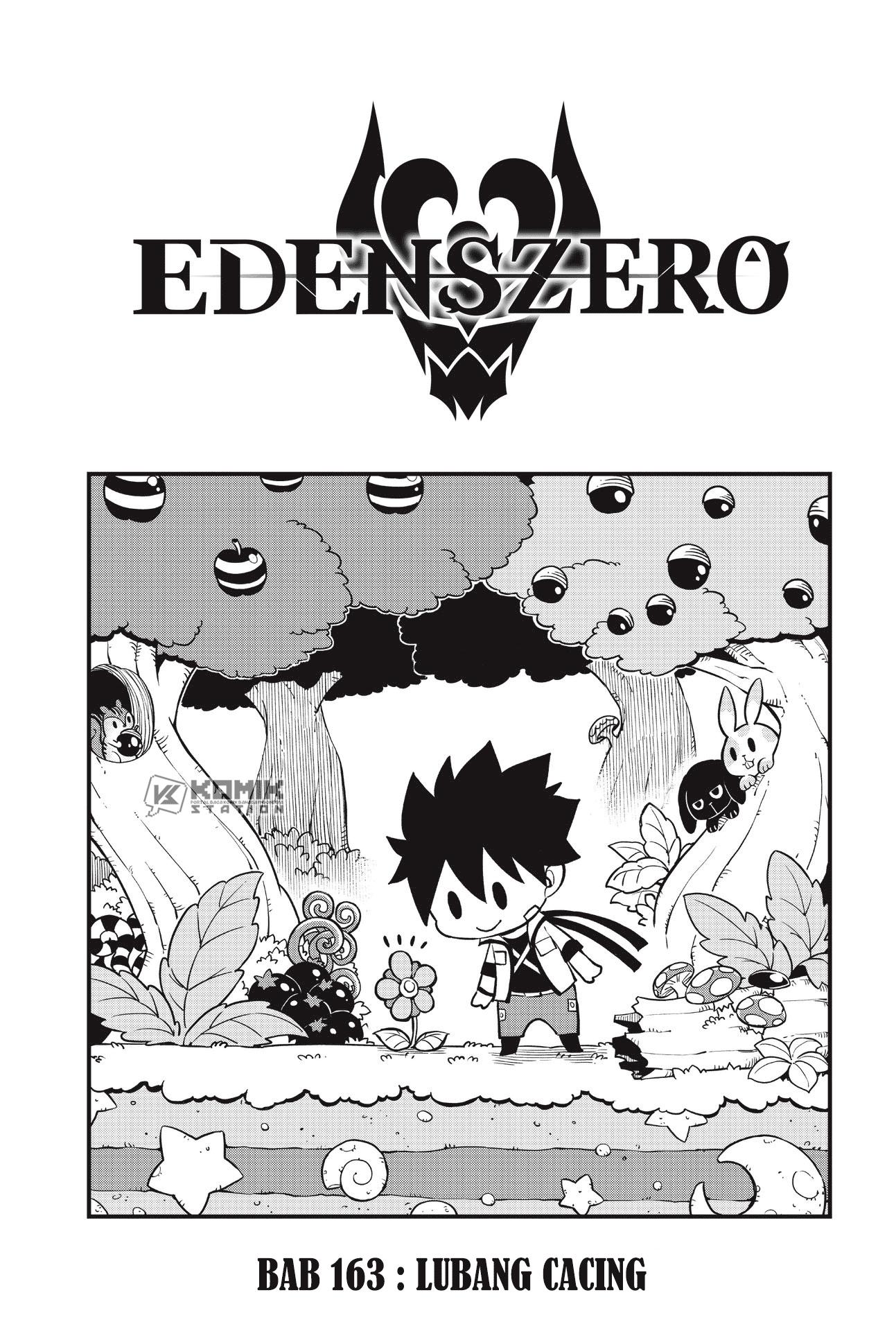 Eden's Zero Chapter 163