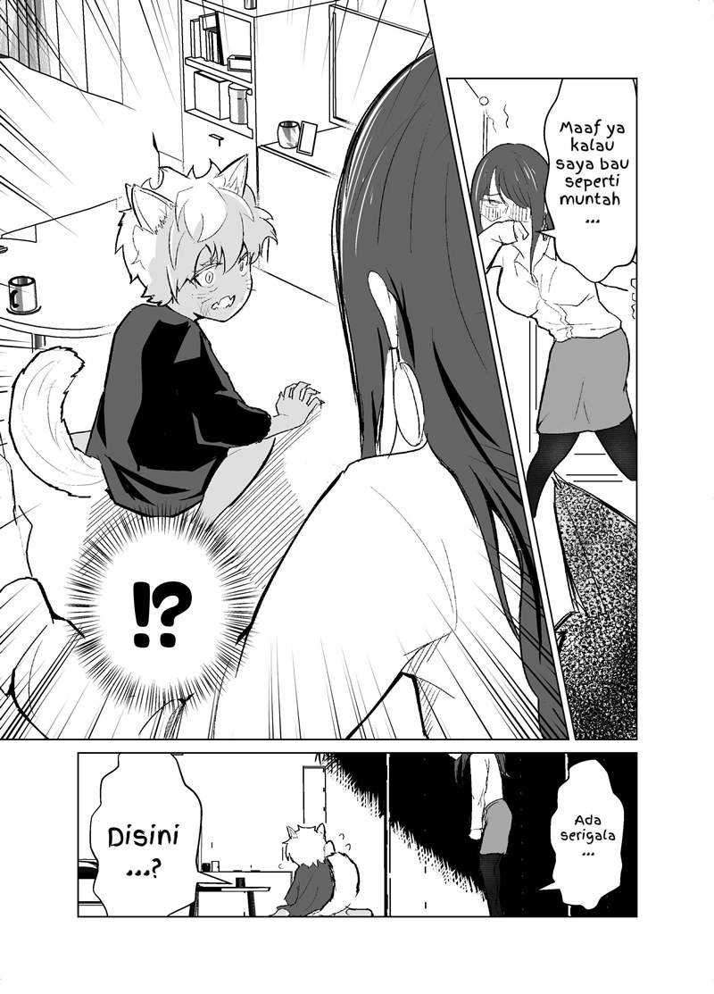 The Office-lady Who Took In A Wild Shota Chapter 1