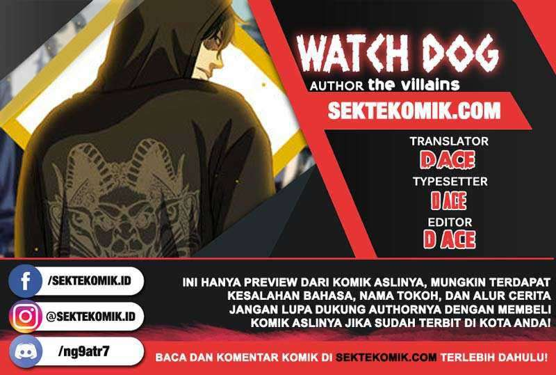 Watch Dog Chapter 25