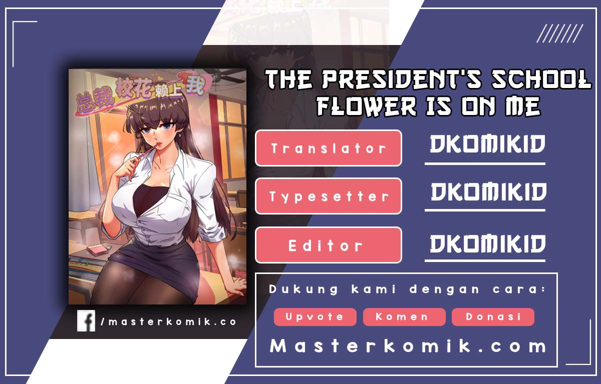 The President's School Flower Is On Me Chapter 15