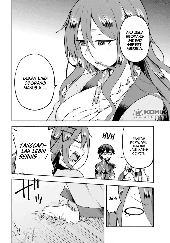 Sentouin, Hakenshimasu! Chapter 29