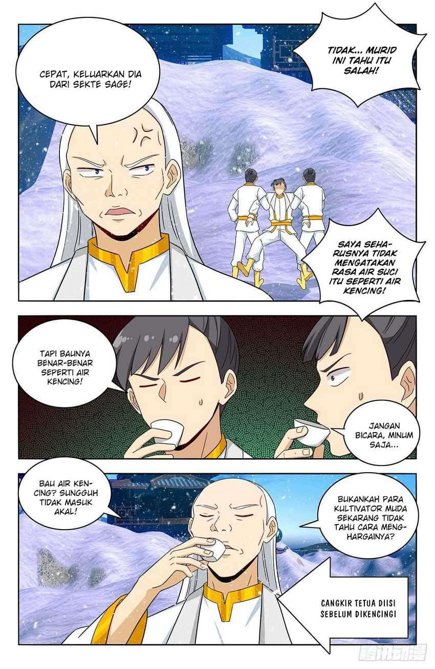 Ultimate Scheming System Chapter 428
