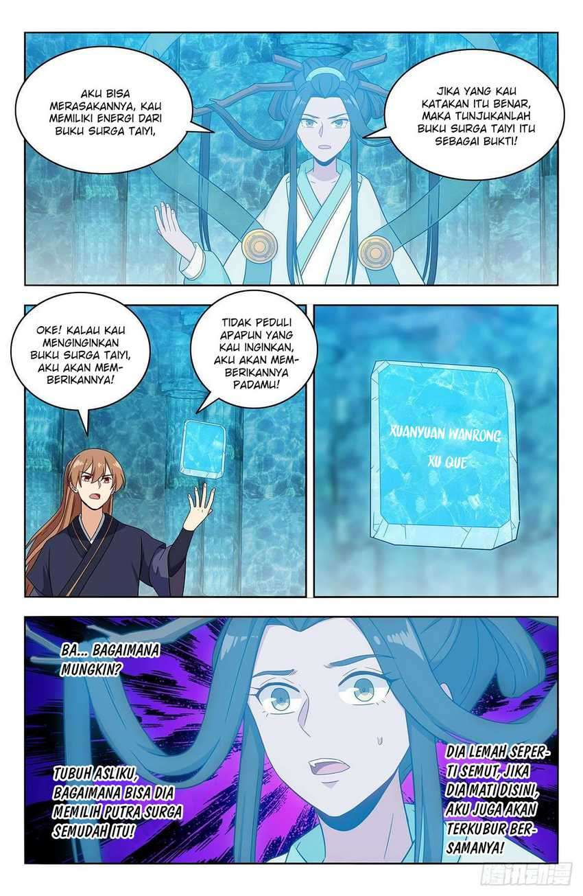 Ultimate Scheming System Chapter 429
