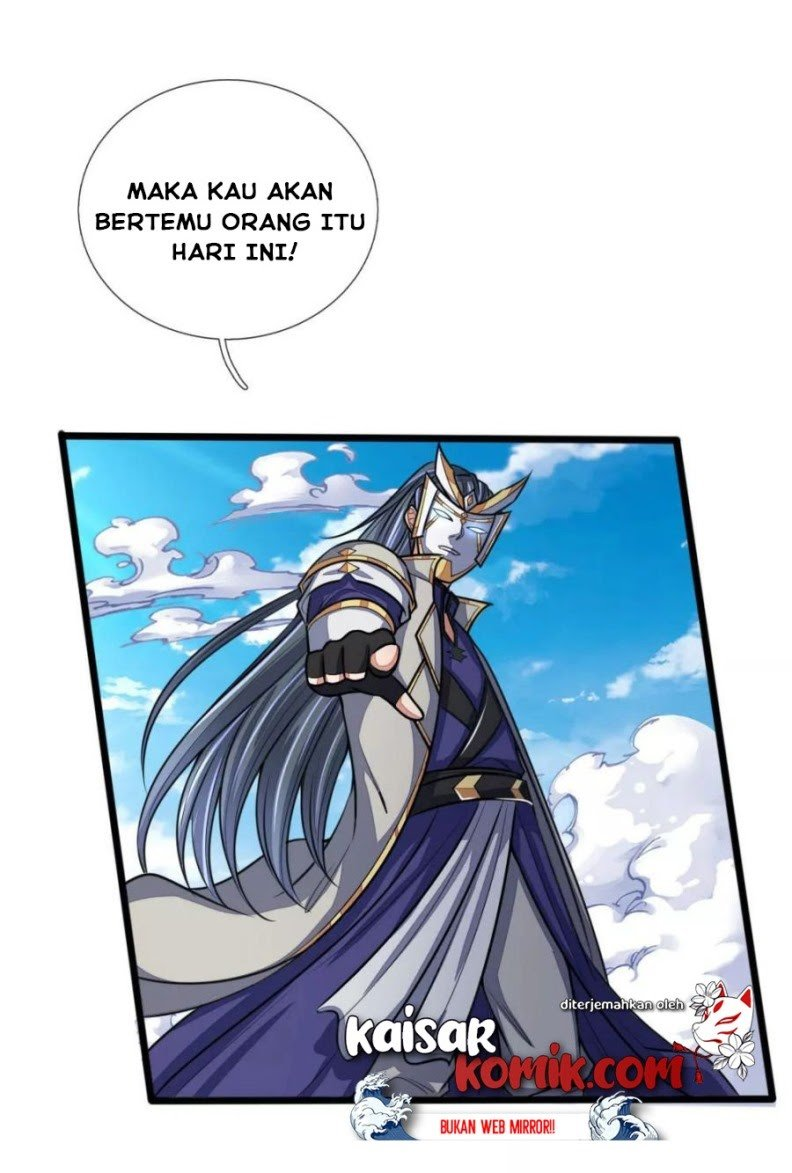 Shenwu Tianzun Chapter 163