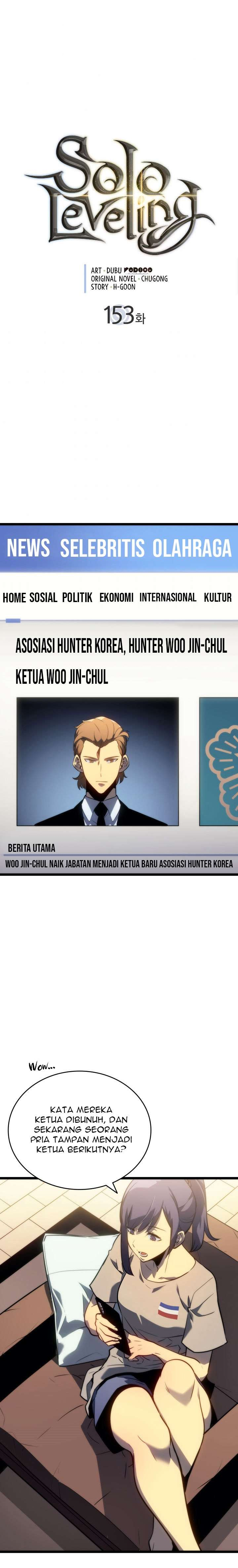 Solo Leveling Chapter 153