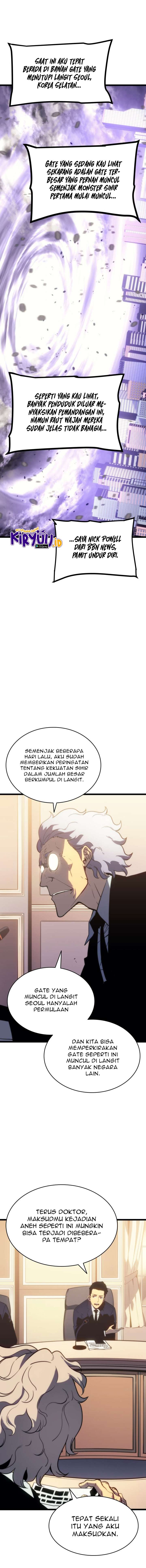 Solo Leveling Chapter 154