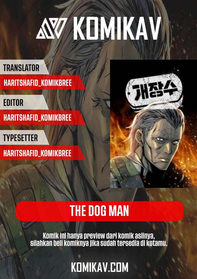 The Dog Man Chapter 1