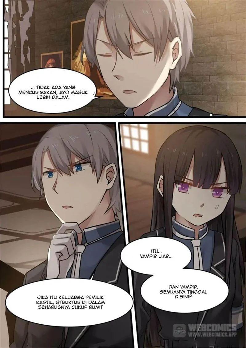 Vampire & Cross Chapter 11