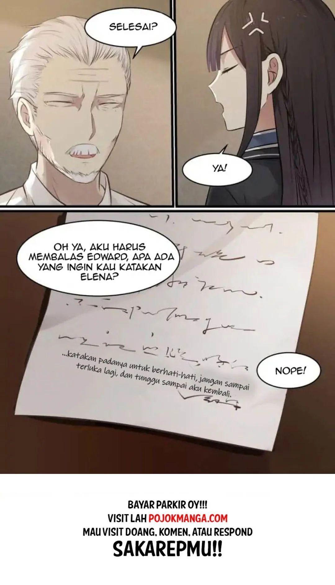 Vampire & Cross Chapter 34