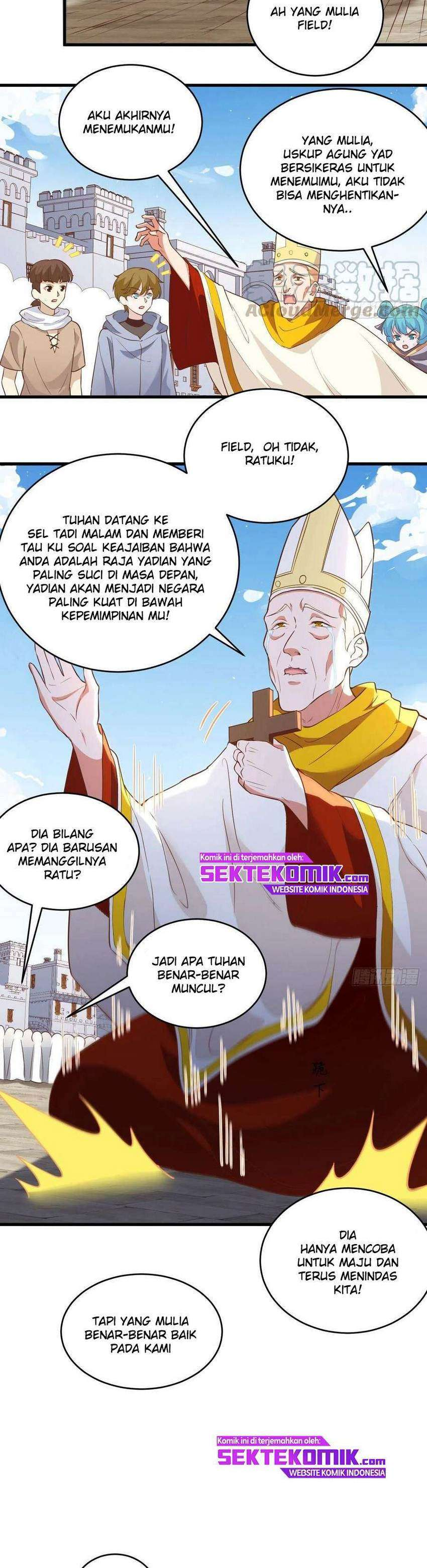 To Be The Castellan King Chapter 317