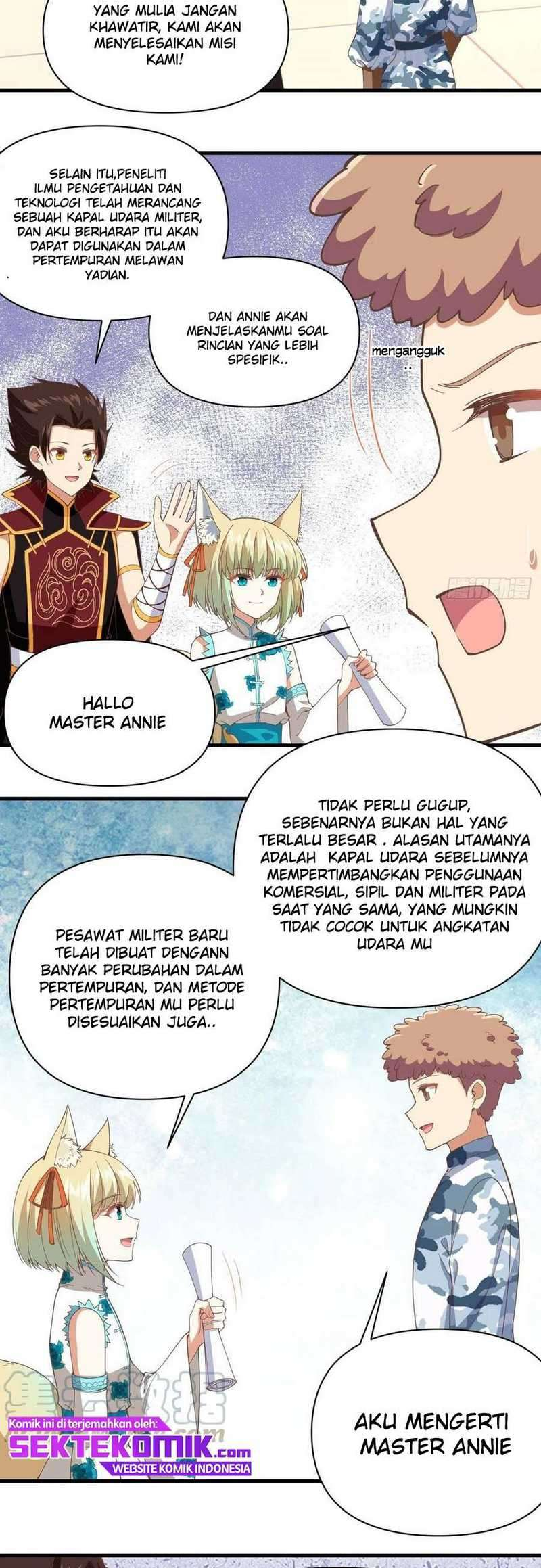 To Be The Castellan King Chapter 318