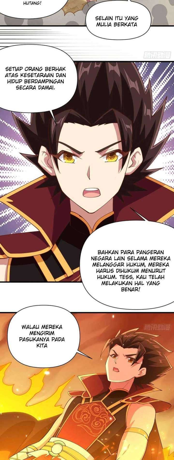 To Be The Castellan King Chapter 319