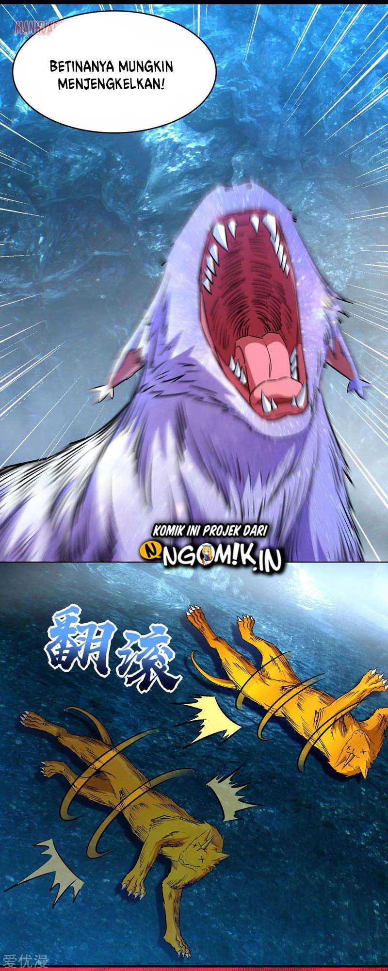King Of Apocalypse Chapter 288