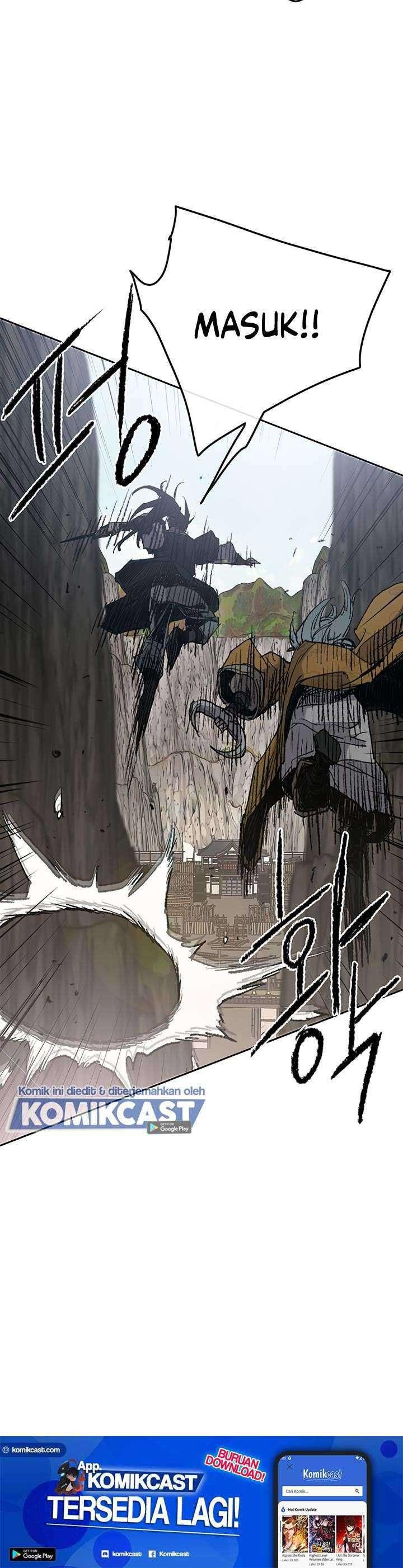 The Undefeatable Swordsman Chapter 67