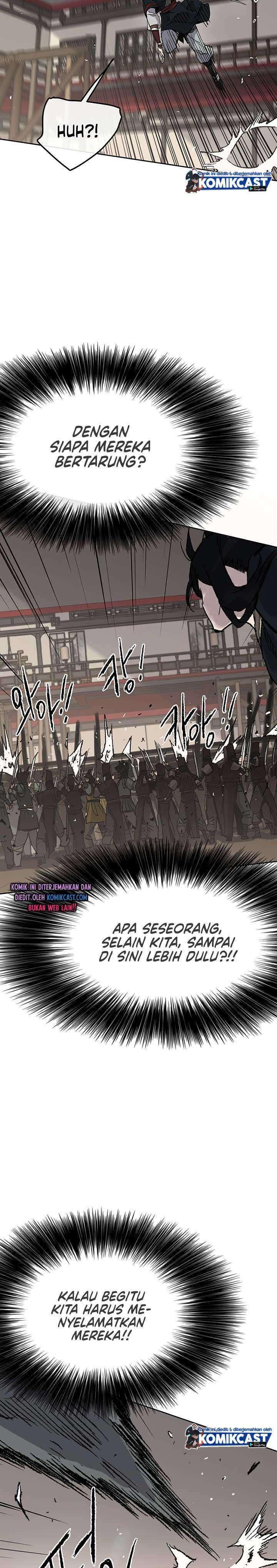 The Undefeatable Swordsman Chapter 68