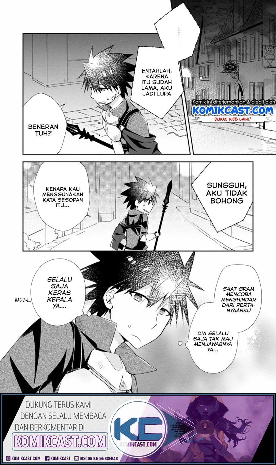 Yuusha Densetsu No Uragawa De Ore Wa Eiyuu Densetsu O Tsukurimasu Oudou Goroshi No Eiyuutan Chapter 10.1