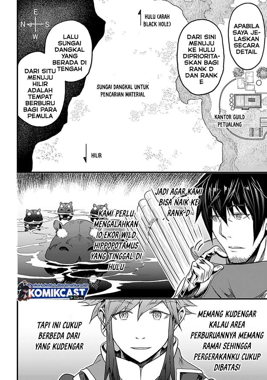 Yakudatazu Skill Ni Jinsei O Sosogikomi 25-nen, Imasara Saikyou No Boukentan Midori Kashi No Akira Chapter 18.1