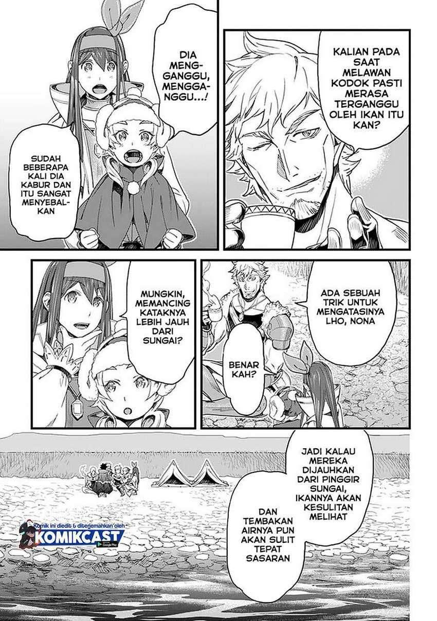 Yakudatazu Skill Ni Jinsei O Sosogikomi 25-nen, Imasara Saikyou No Boukentan Midori Kashi No Akira Chapter 19.2