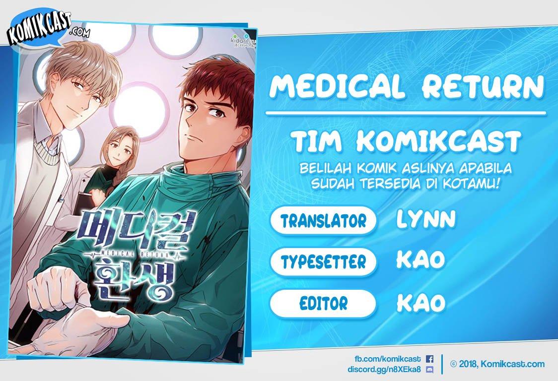 Medical Return Chapter 86