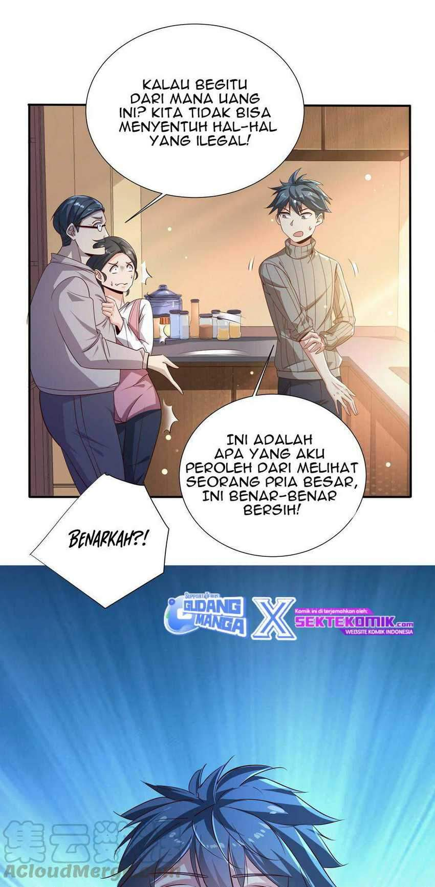 The Strongest Son In Law In History Chapter 6