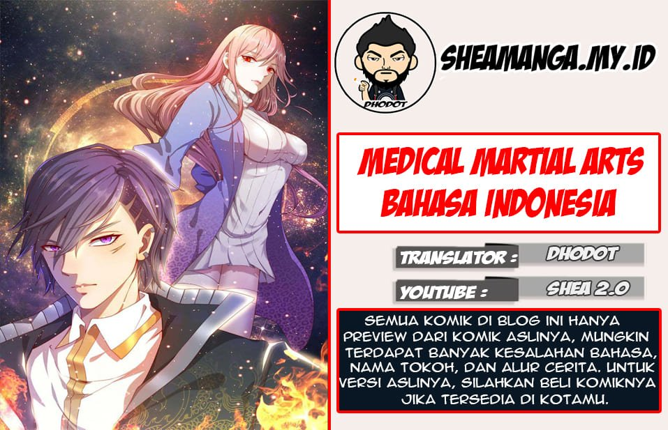 Medical Martial Arts Chapter 149