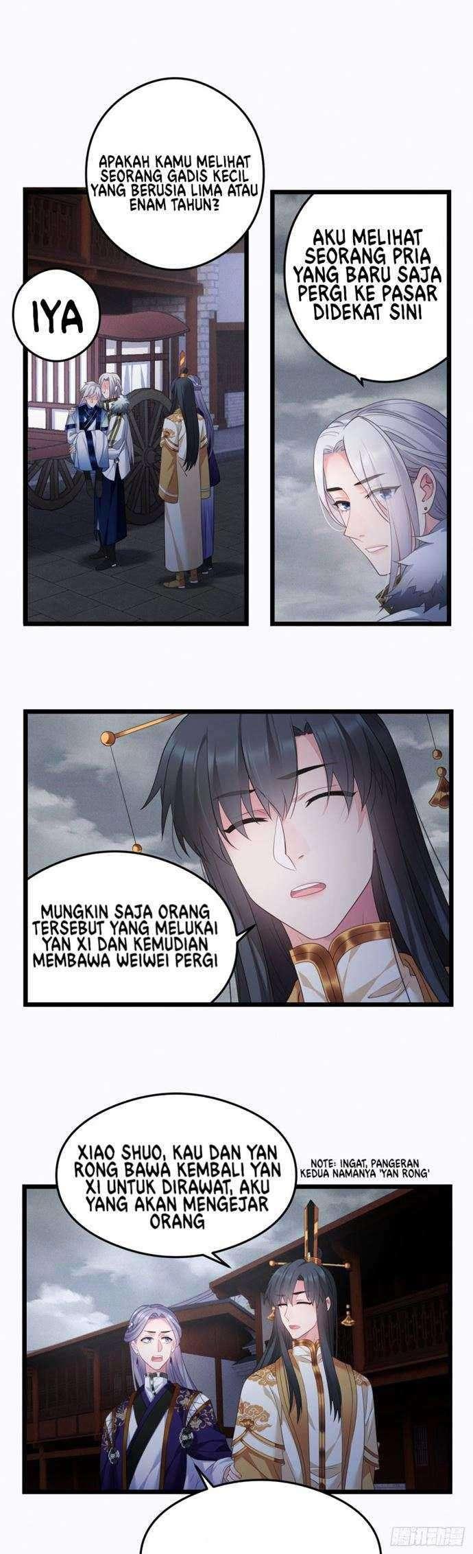 I Won't Marry The Enemy Prince Chapter 44 - Komik Terbaru