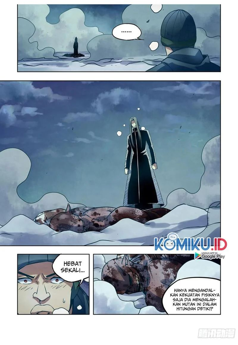 The Last Human Chapter 308