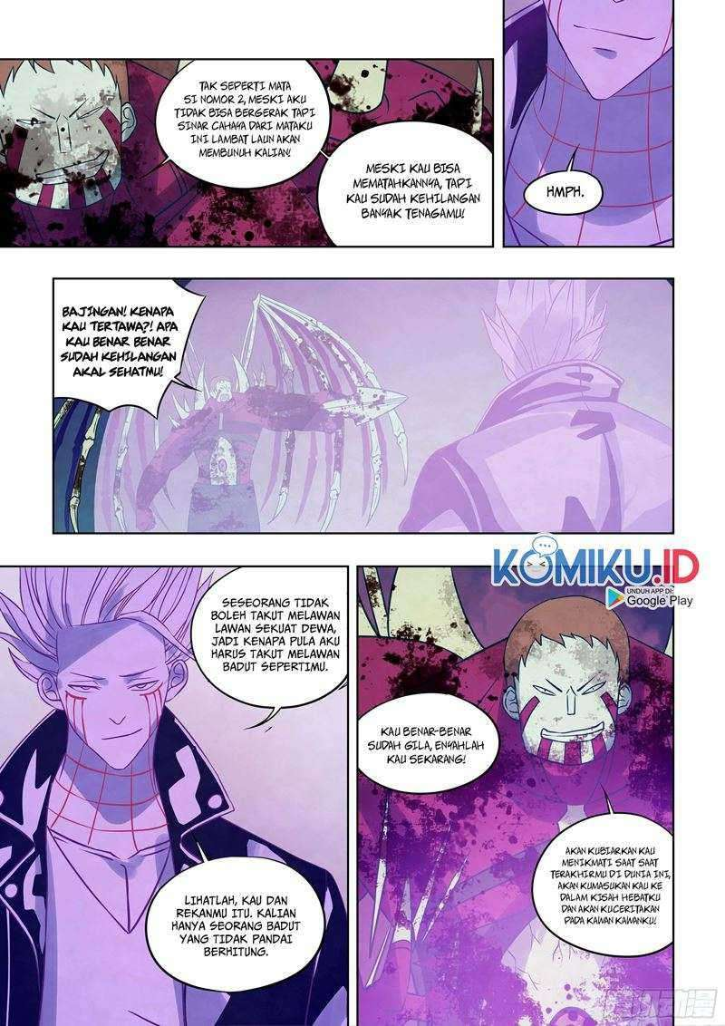 The Last Human Chapter 347