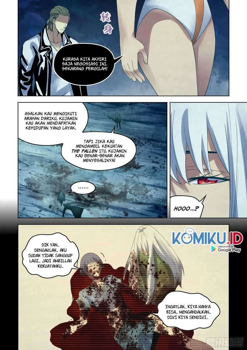The Last Human Chapter 348
