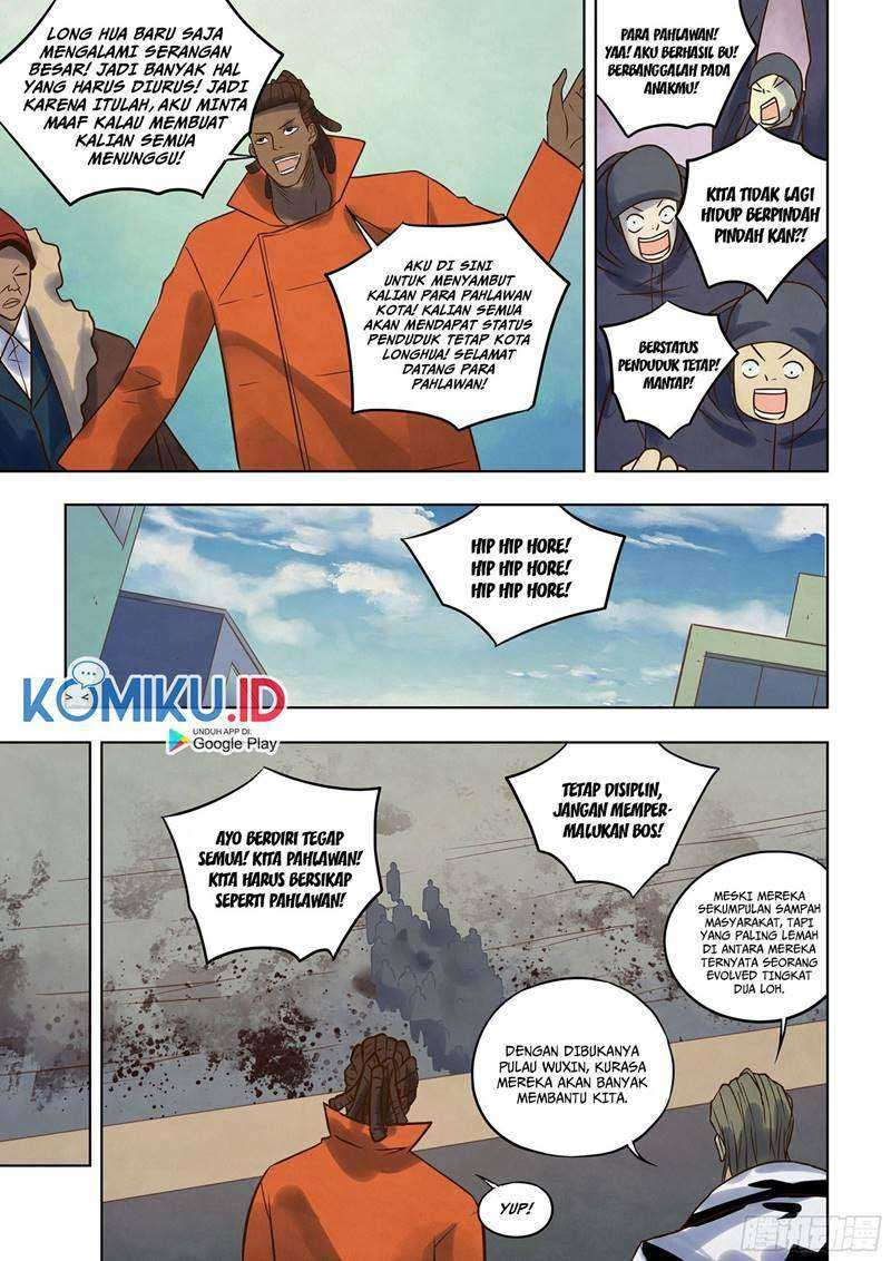 The Last Human Chapter 350