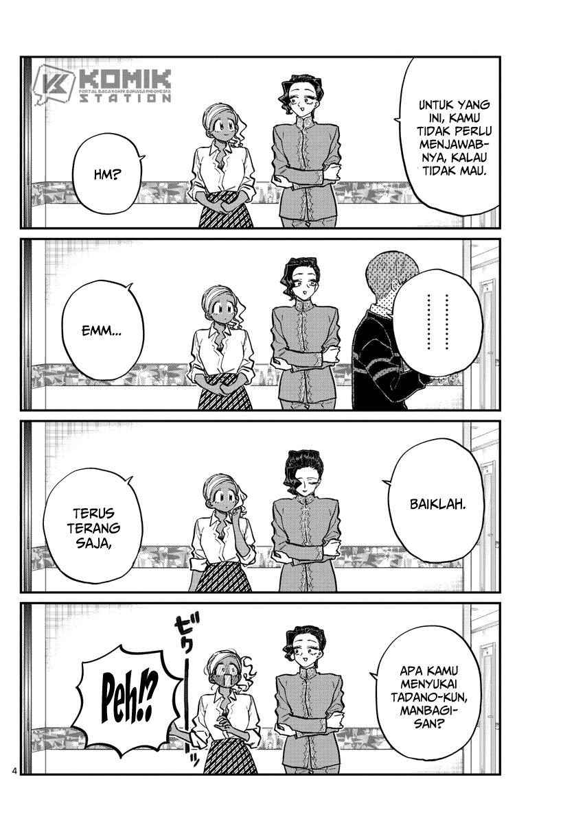 Komi-san Wa Komyushou Desu Chapter 236