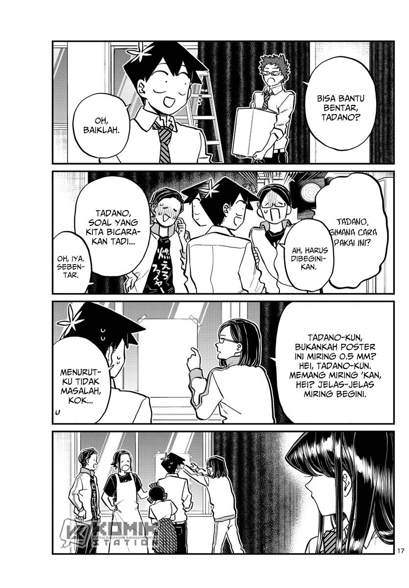 Komi-san Wa Komyushou Desu Chapter 238