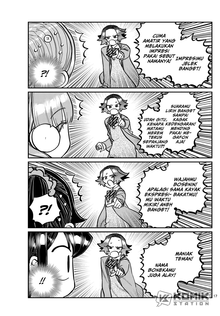 Komi-san Wa Komyushou Desu Chapter 252