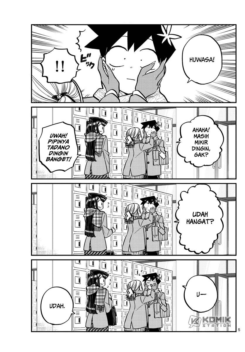 Komi-san Wa Komyushou Desu Chapter 255