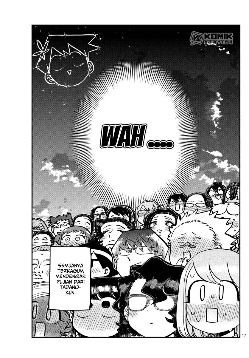 Komi-san Wa Komyushou Desu Chapter 256