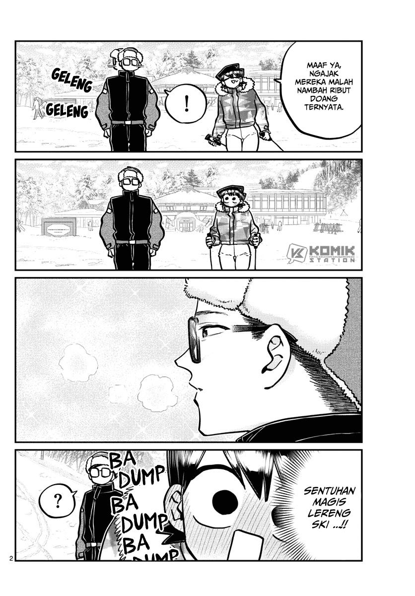 Komi-san Wa Komyushou Desu Chapter 266