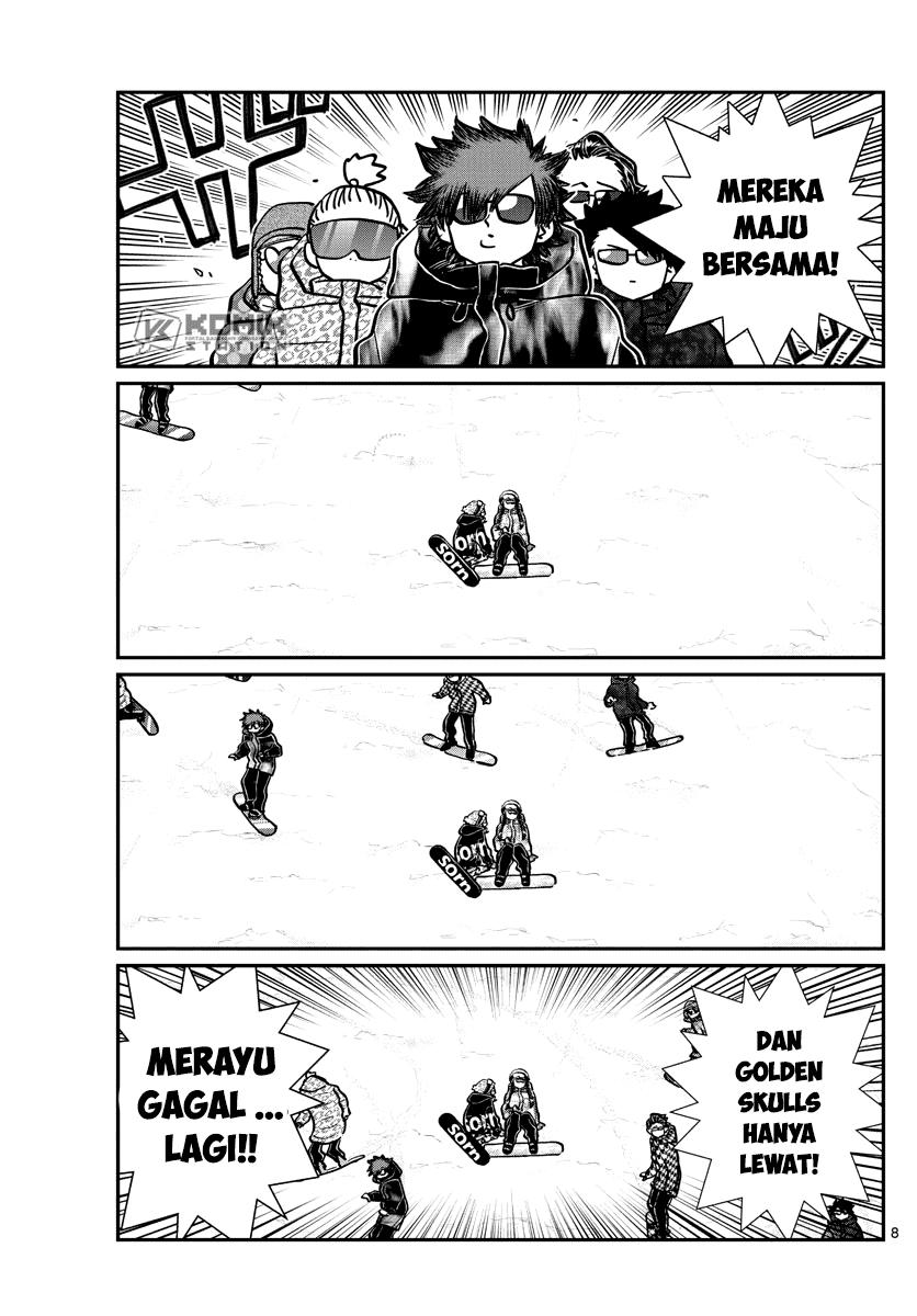Komi-san Wa Komyushou Desu Chapter 268