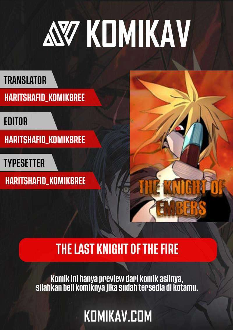 The Last Knight Of The Fire Chapter 6