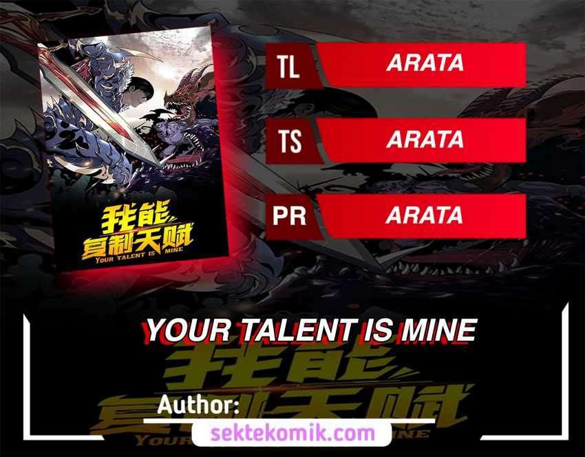 I Copy Talents Chapter 6