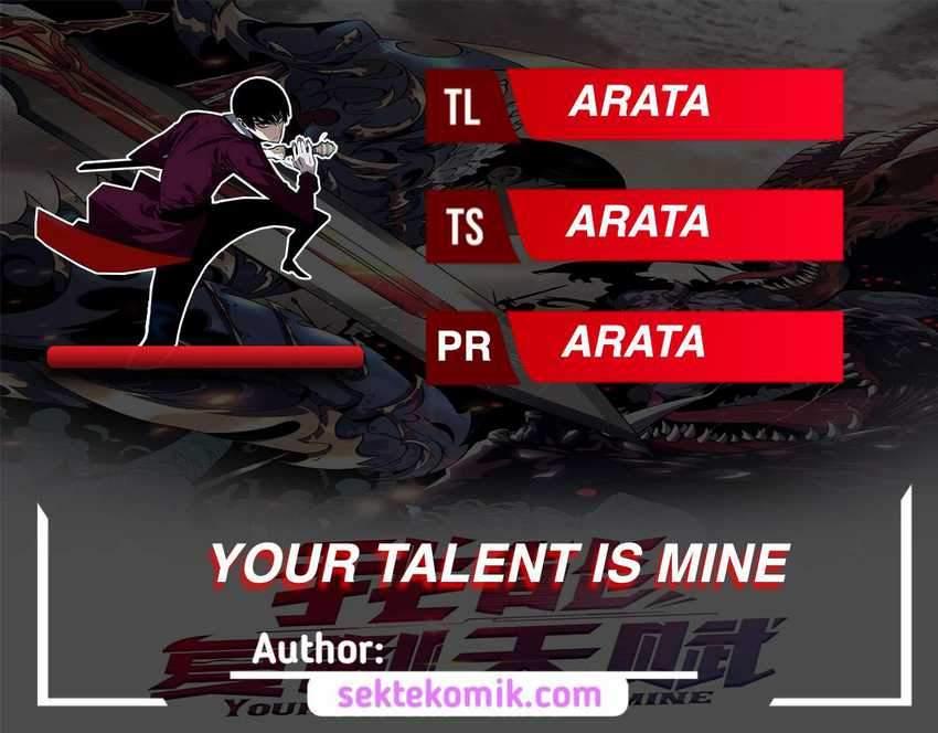 I Copy Talents Chapter 7