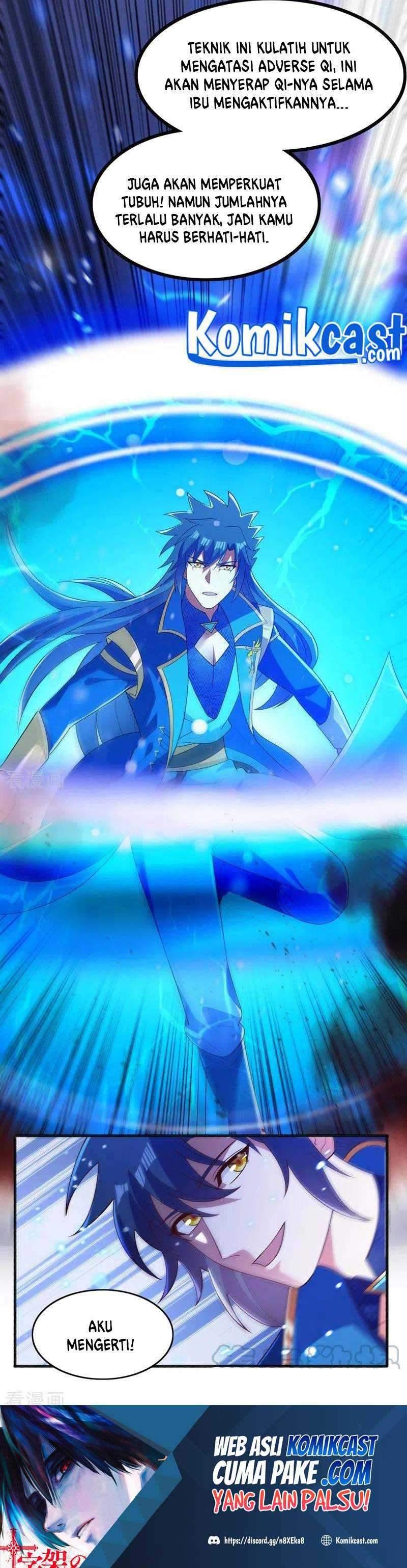 Spirit Sword Sovereign Chapter 437