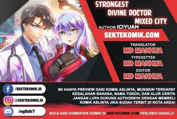 Strongest Divine Doctor Mixed City Chapter 160
