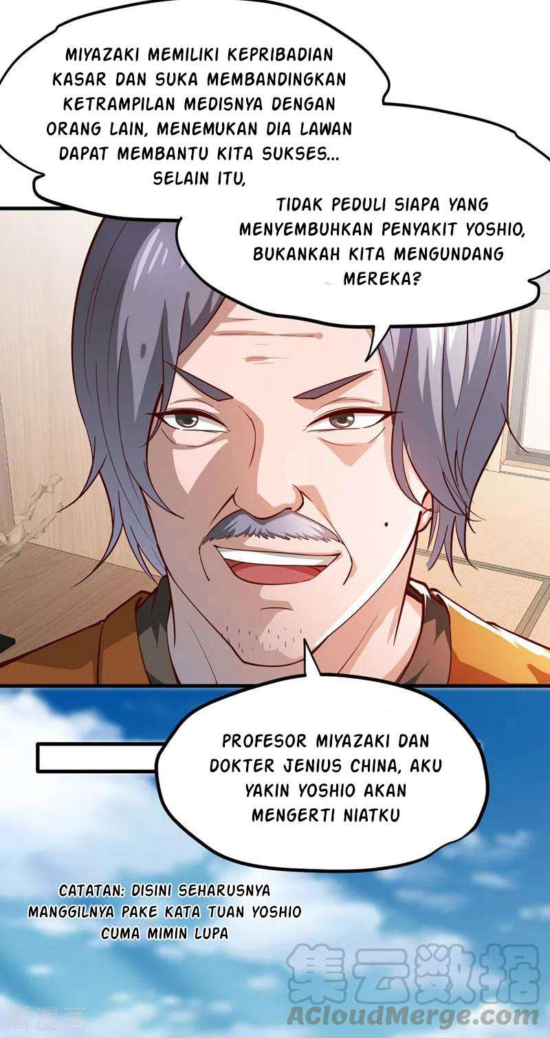 Strongest Divine Doctor Mixed City Chapter 161